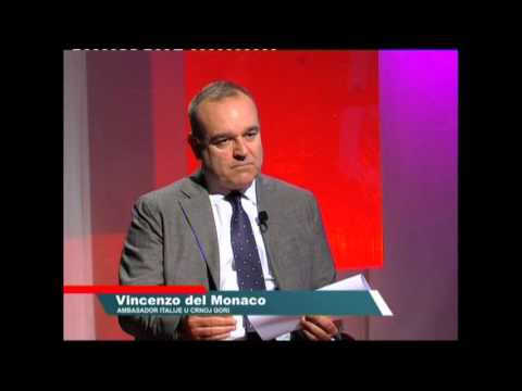 Interview - Vincenzo del Monaco, Ambassador of Italy in Montenegro