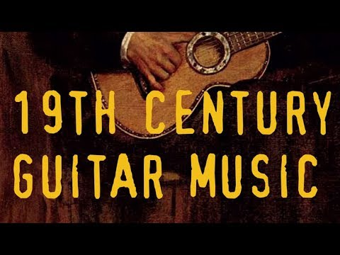 Best of 19th Century Guitar Music