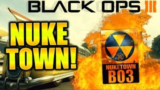 How To Get NUKETOWN Bonus Map in Black Ops 3! Best Way to Get NUK3TOWN Download Code BO3!