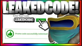*SEPTEMBER 2019* UPCOMING LEAKED ROBLOX PROMOCODE!! | FREE COMMANDO😱! | ROBLOX