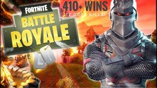 NEW' SKINS!! 410+ Wins & 12,000 Kills - FORTNITE:Battle royale