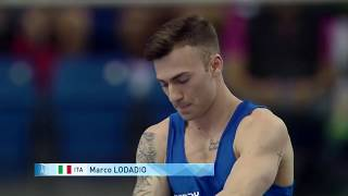 World Cup Doha - Finale anelli Marco Lodadio