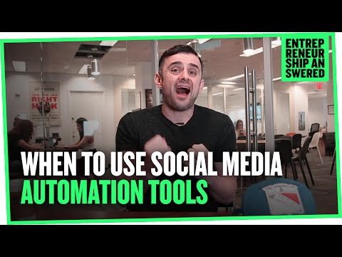 When to Use Social Media Automation Tools