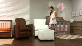 Vanessa's Tip - Choosing A Glider For Baby's Nursery