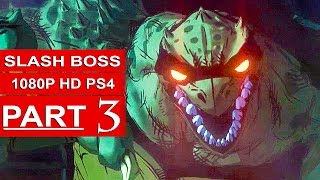 Teenage Mutant Ninja Turtles Mutants in Manhattan Gameplay Walkthrough Part 3 [1080p] No Commentary