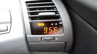 p3 cars bmw e85 e86 z4 vent integrated digital interface fitted to rhd 2004 3 0se hd video