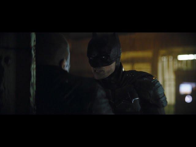 映画予告-映画『THE BATMAN-ザ・バットマン-』US版予告編