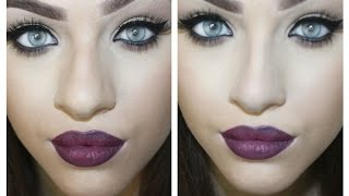 One of Senay Bostancioglu's most viewed videos: How To Make Your Nose Look Smaller | Contouring With Powder Products