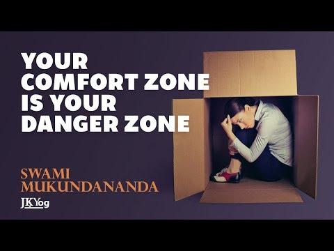 Why Your Comfort Zone is Your Danger Zone? | Swami Mukundananda