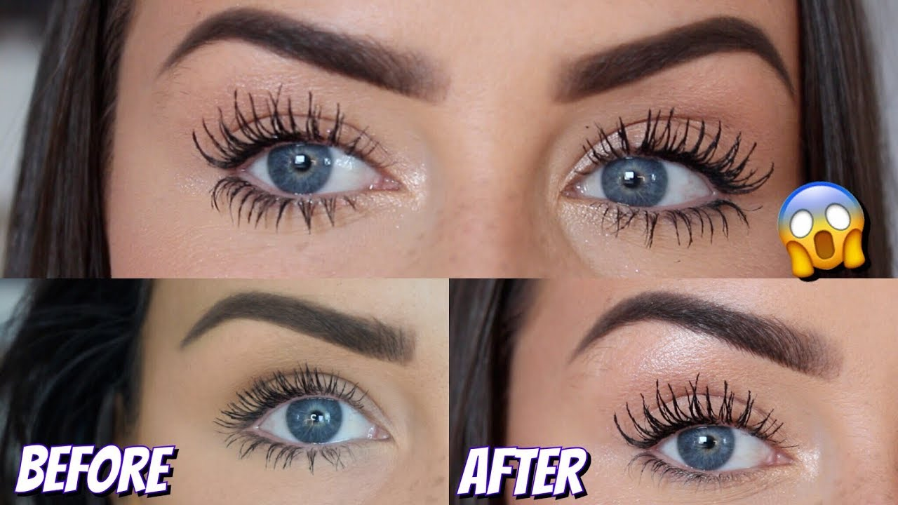 How To Grow Your Eyelashes So Long Miracle Grow For Real Look At