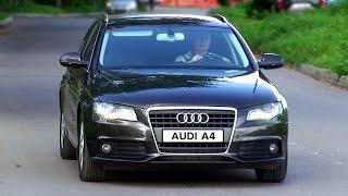 Audi A4 Avant (B8) 2.0 TDI