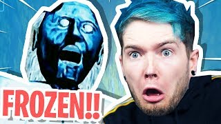 THAT'S FROZEN GRANNY! | NEW Granny Update