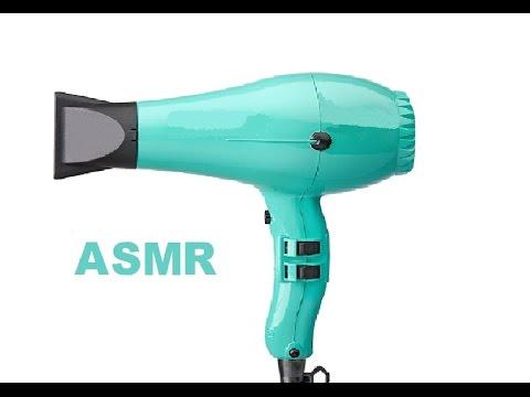 Rilassante suono del phon ASMR - Relaxing Hair Dryer Sound - No Talk