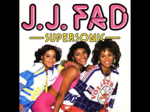 J.J. Fad - The Album: Supersonic (full album)