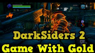 Darksiders 2 Review - Free Games With Gold Xbox 360