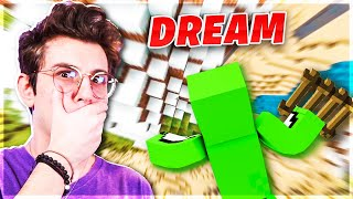 REAZIONE A DREAM! INCREDIBILE!! - Minecraft Speedrunner VS 4 Hunters FINALE