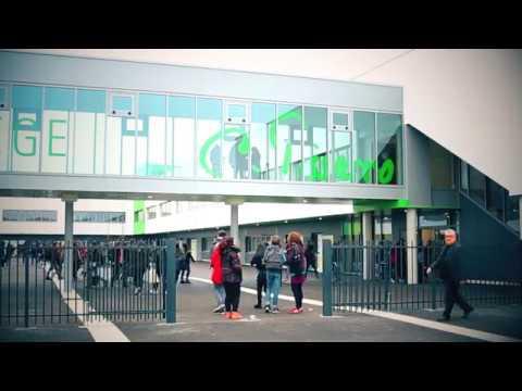 Vidéo Ouverture du nouveau Collège Pissarro à la zac du Jardin des Facultés