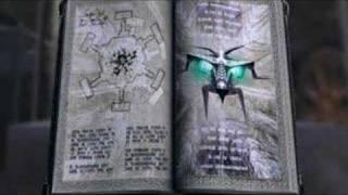 Zanzarah PC Game Magic Book Message 5