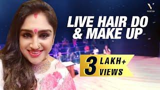 Hair And Make Up Live | KPY Sets | Back to Work | Vanitha Vijaykumar