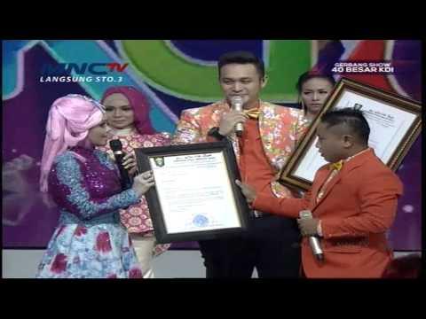 Penghargaan Buat MNCTV dan Iyeth Bustami - Gerbang Show 2015 (29/4)