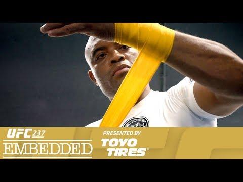 UFC 237 Embedded: Vlog Series - Episode 2