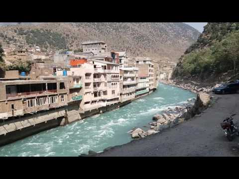 River Swat At Bahrain.So Beautiful! Full HD 1080p
