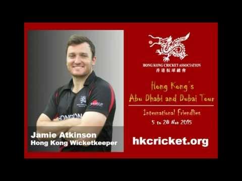 Great Batting from Jamie Atkinson