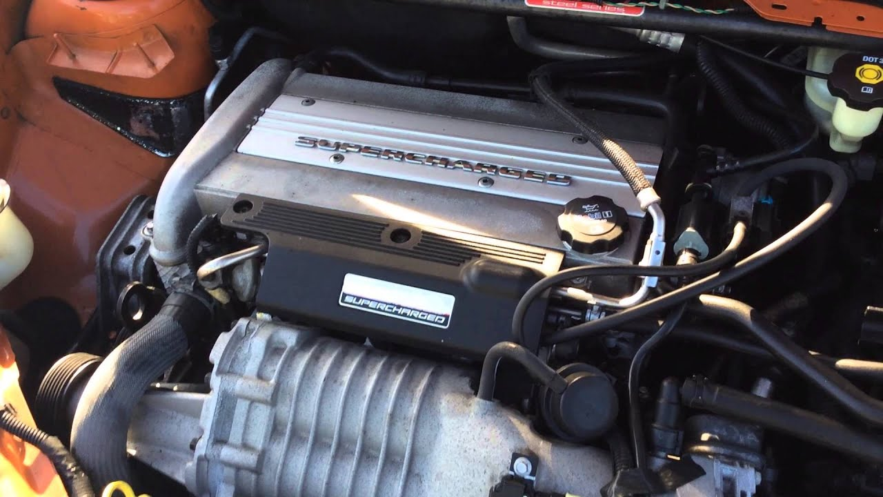 2006 Chevy cobalt SS  supercharged engine 5 speed  YouTube