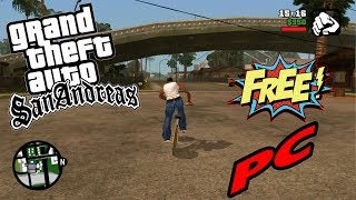 How To Get Grand Theft Auto San Andreas For PC FREE 2019*