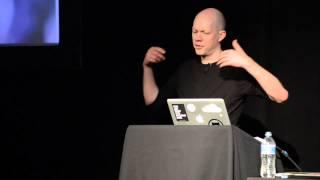 Alex Feyerke: Step Off This Hurtling Machine | JSConf.au 2014
