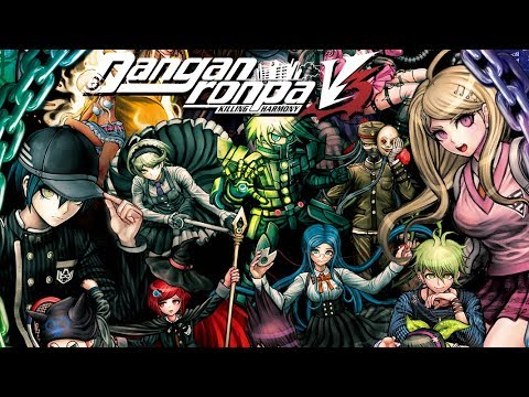 Danganronpa V3: Killing Harmony [Deutsch / Let's Play] #25 - Pool-Party & Zocker-Himmel