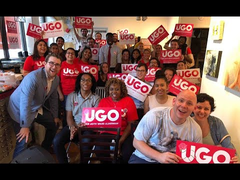 Meet Ugo Okere, the 22-year-old Socialist Running for Chicago City