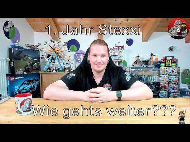 Stexxi gibts jetzt 1 Jahr WOW   Alle Infos zum Kanal   Wie geht es weiter?   Was wird sich ändern?