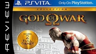 God of War Collection (PS Vita) Review