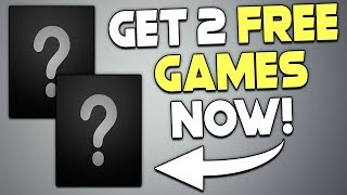 GET 2 FREE PC GAMES RIGHT NOW + XBOX GAMES COMING TO STEAM!