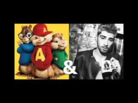 Zayn - Lucozade (Chipmunks Version)