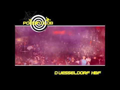 Nathalie De Borah   Live @ Poison Club Düsseldorf 18 10 2003