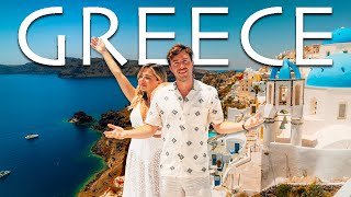 I Traveled Greece for a Week and Spent $$$$