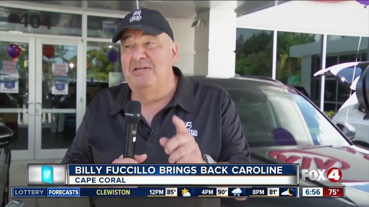 Fuccillo Kia Cape Coral >> Caroline returns to Fuccillo Kia Cape Coral - YouTube