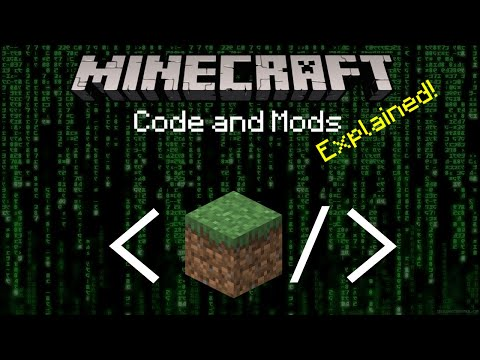Minecraft: Code And Modding Explained!