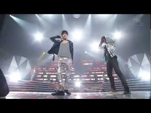 Kris & Chanyeol - Two Moons - EXO SHOWCASE in Seoul - HD