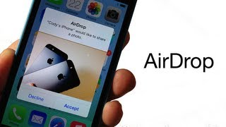 How to use AirDrop to wirelessly share Photos, Videos, Contacts and Other Files - iPhone Hacks