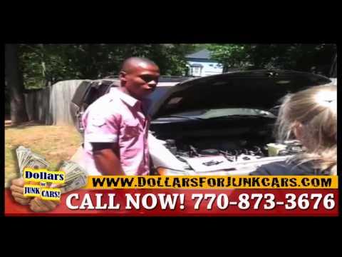 Cash For Cars Atlanta - We Buy Junk Cars