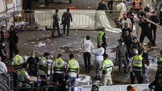 Чудовищная давка на стадионе обрушила трибуны с людьми. Десятки погибших. Израиль скорбит