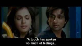 Sonu Sood & Eesha Koppikhar in Ek Vivaah Aisa Bhi -Romance in the Train!