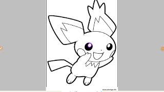 Galaxia the spiky eared Pichu (brand new oc for dis channel my old oc will still be used tho)