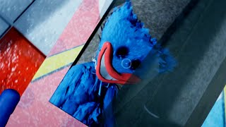 POPPY PLAYTIME Creepy Huggy Wuggy Toy