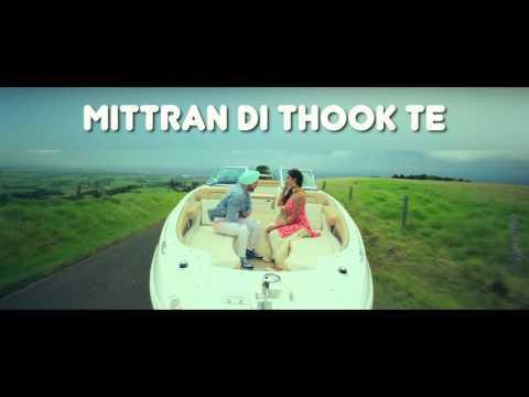 Razamand ( Lyrical Video ) | Sardaarji 2 | Diljit Dosanjh, Sonam Bajwa, Monica Gill | speed Records
