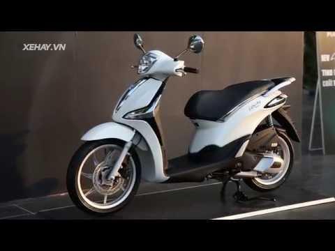 Ra mắt Liberty 125 ABS - công nghệ đỉnh cao, ngoại hình hấp dẫn