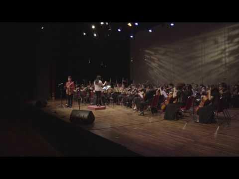 TRUST Orchestra - IOEF 2016 Gala Concert: Kampuang Nan Jauh Di Mato ft. Giovani Biga